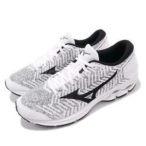 Mizuno-WaveKnit-R2-White-Black-Men-Running-Training-Shoes-Sneakers-J1GC1829-11
