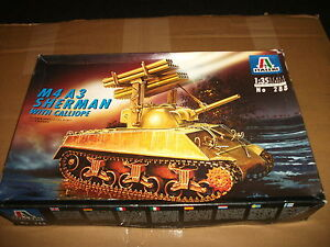 Italeri-M4-A3-Sherman-con-CALLIOPE-N-288-Kit-Construccion-1-3-5