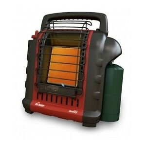 Portable space heater indoor outdoor radiant propane gas heat porch cabin room 89301320000 ebay - Small propane space heater collection ...