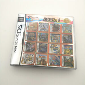 280-in-1-Game-Card-Multicart-Cartridge-For-3DS-NDSI-NDSL-NDS-NEW-item-With-box
