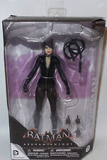 BATMAN : CATWOMAN BOXED ACTION FIGURE FROM THE ARKHAM KNIGHT SERIES (TK)