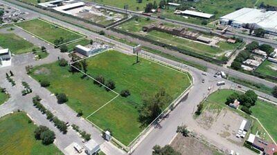 VENTA Terrenos Comerciales en Esquina en Zona Industrial Villagran