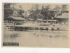 Miyajima-Japan-Vintage-Postcard-157a