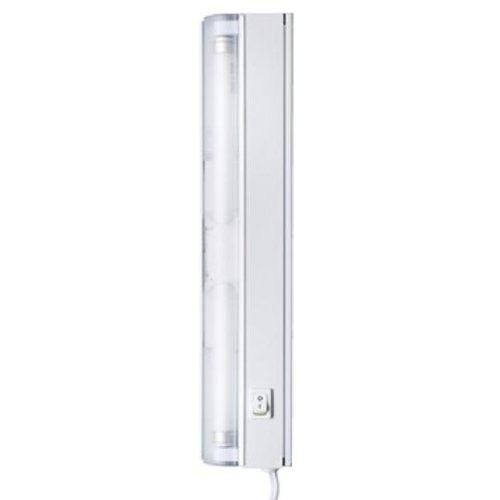 Good Earth Lighting 12-inch Plug in Under Cabinet Light White