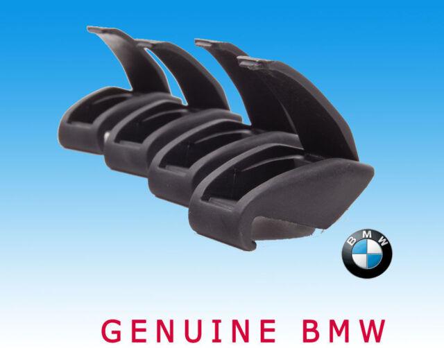 BMW E53 X5 Rear Door Window Sun Shade Hook Set OE# 51167155428