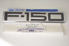 2004-2008 Ford F150 Black and Chrome Fender Emblem