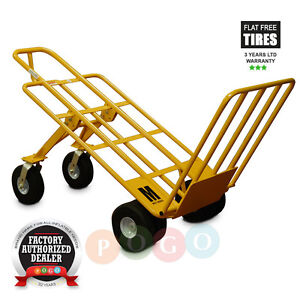 image is loading multi mover xt 3 position commercial dolly heavy - Heavy Duty Hand Truck