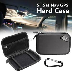 5-039-039-Sat-Nav-Navigation-GPS-Hard-Carry-Case-For-TomTom-GO-5100-5000-510-500