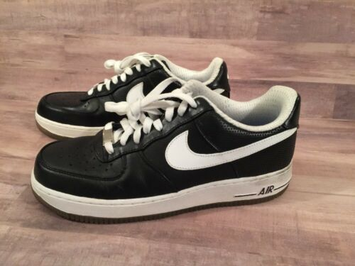 Premium 8 1 Air Sz 5 Force Nike 318775 Low 004 Blk True bianco Be Uomo wqIAwzE
