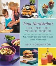 Tina Nordström's Recipes for Young Cooks, NEW Book