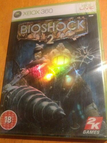 1 of 1 - BioShock 2 (Microsoft Xbox 360, 2010)