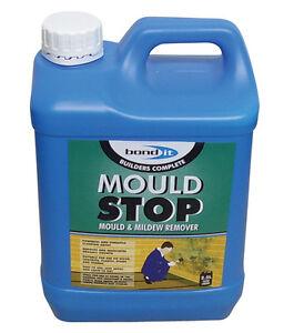 Bond It Mould Algae Moss Mildew Killer Remover Brick Stone
