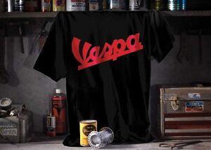 Metro-Racing-Vespa-T-Shirt-Black-Harley-Vincent-BSA-T100
