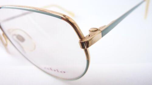 Groß Fassung Tropfenform Brille Gold Metall Atrio Gr Sportlich Mint Gestell M qRTyWc1y