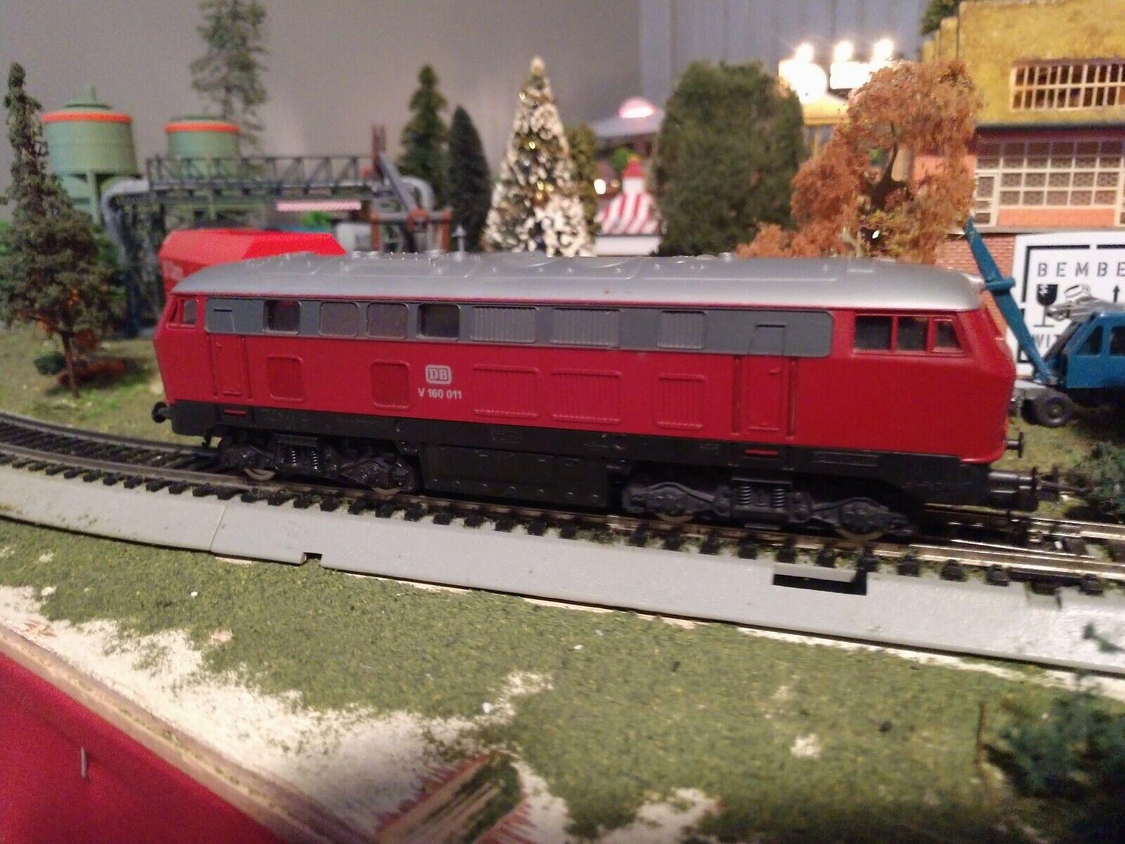 Lima Db V160 Diesel Locomotive