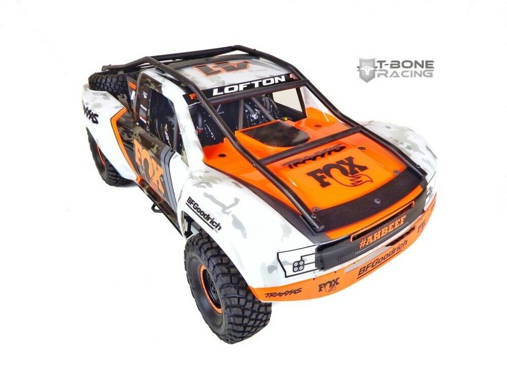 T-Bone  RACING-TBR EXO Cage external Roll Cage-TRAXXAS UDR  design unico