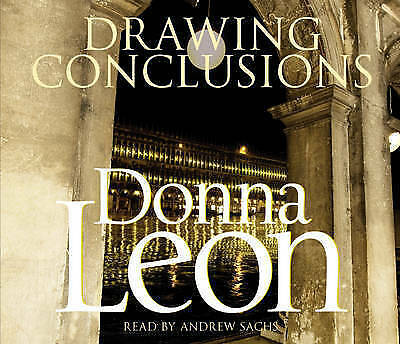 1 of 1 - Drawing Conclusions by Donna Leon (CD-Audio, 2011) audiobook