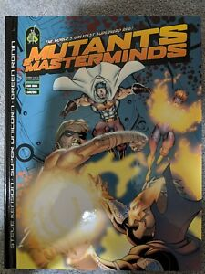 mutants and masterminds 3rd edition books