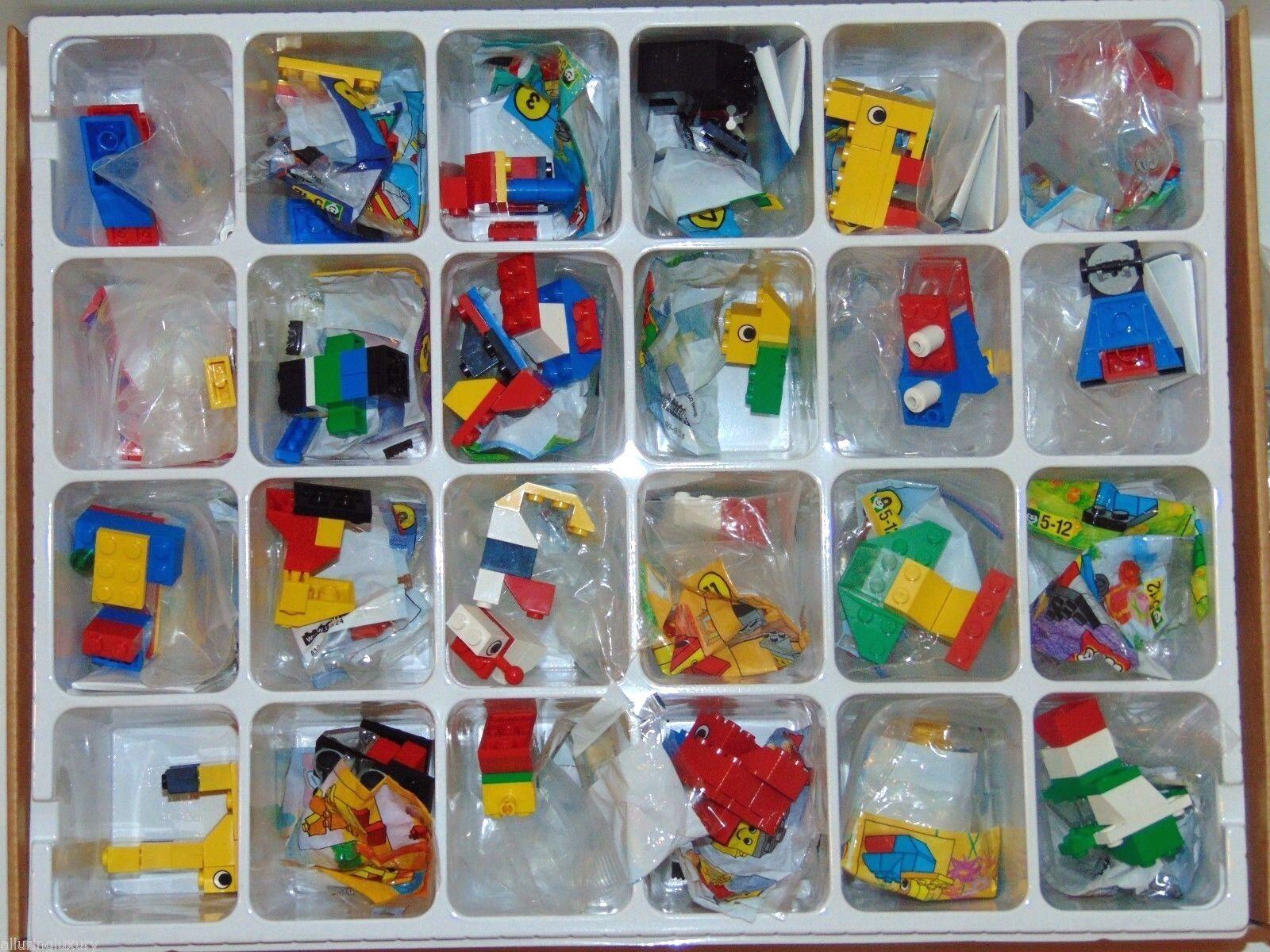 LEGO 2000 2000 2000 Holiday Advent Calendar Set 2250 RARE e5b5ac