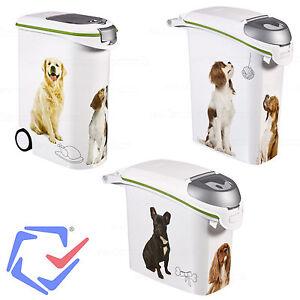 curver conteneurs croquettes chiens stockage d 39 aliments animaux r cipient ebay. Black Bedroom Furniture Sets. Home Design Ideas