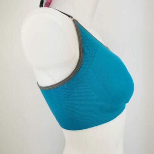 Femme Rembourré Soutien-gorge Sport Femmes Gym Yoga Workout Fitness Exercices Run Crop Top
