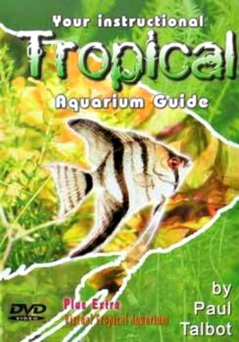 Fisheyefilms Tropical Home Fish Aquarium Instructional DVD Guide by Paul Talbot