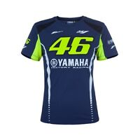 New 2017 VR46 Official Yamaha Rossi LADIES Casual Top  T shirt YDWTS 272309