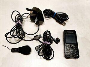 Samsung SGH E590-Noir (Débloqué) Téléphone Portable, Jasper Morrison Design
