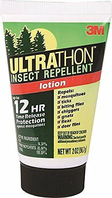 3M Ultrathon Insect Repellent Lotion, 2-Ounce
