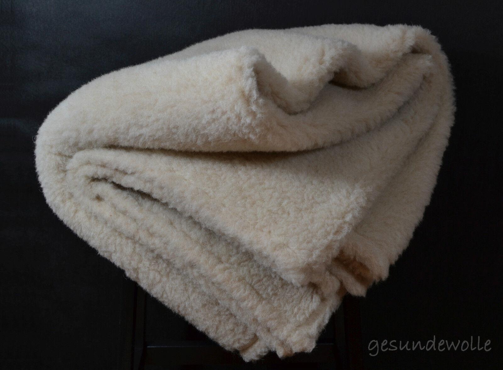 + Tappeto di lana di cammello in lana merino 140x200, Cammello Capelli, Lana Vergine