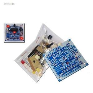 Elektronischer Würfel - Bausatz mit 5mm LEDs KEMO LED