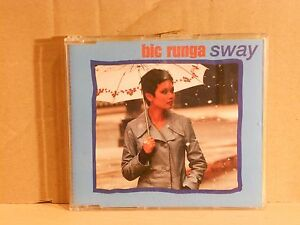 BIC RUNGA - SWAY 4,22 - I DON'T MEAN IT 3.16LONELY LOLA CHERRY COLA 3.55 - cds