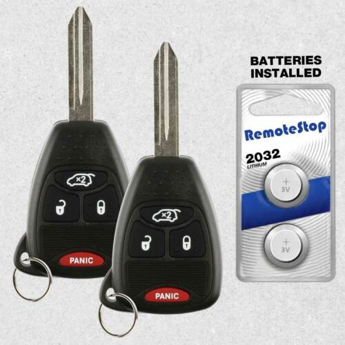 112 For 2006 2007 Jeep Commander Grand Cherokee Keyless Car Remote Key Fob