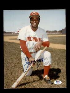 Joe-Morgan-PSA-DNA-Coa-Hand-Signed-8x10-Photo-Autograph