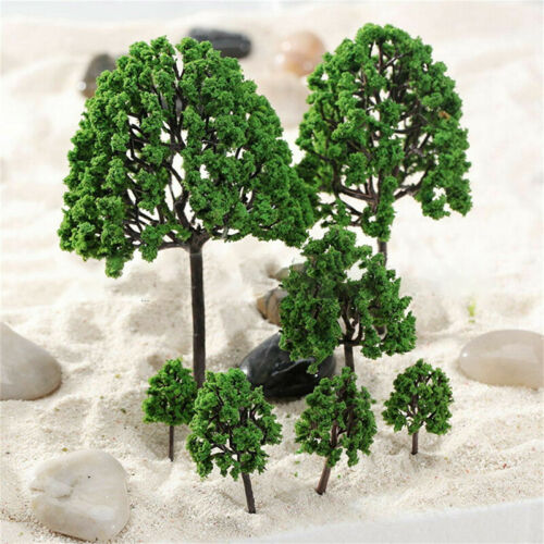 Parts Accessories Layout Scale Model Trees Landscape Supplies Artificial Diy High Quality Com