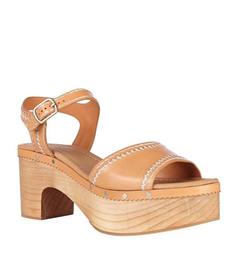SANDRO - AUDRY - - - Sandalen - Schuhe - t.38 - fast neu - GENUINE 06dcf9