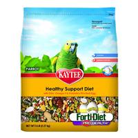 Kaytee Forti Diet Egg-cite Bird Food For Parrots, 5-pound Bag