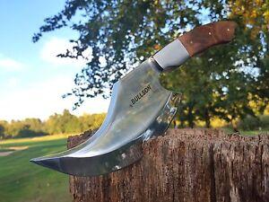 BULLSON-AXT-BEIL-JAGDMESSER-BOWIE-KNIFE-BUSCHMESSER-MACHETE-MACHETTE-MACETE-AXT