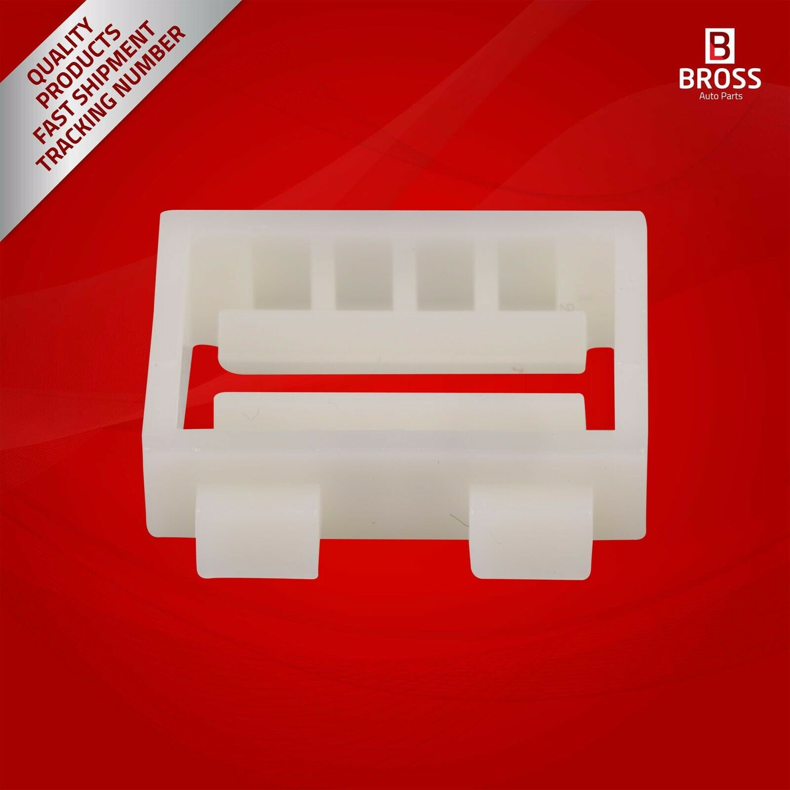 W201 10.82-08.93    19884781 Pack of 10 Clip MERCEDES 190