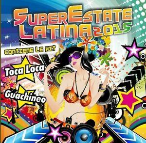Super Estate Latina 2015 - CD Nuovo sigillato