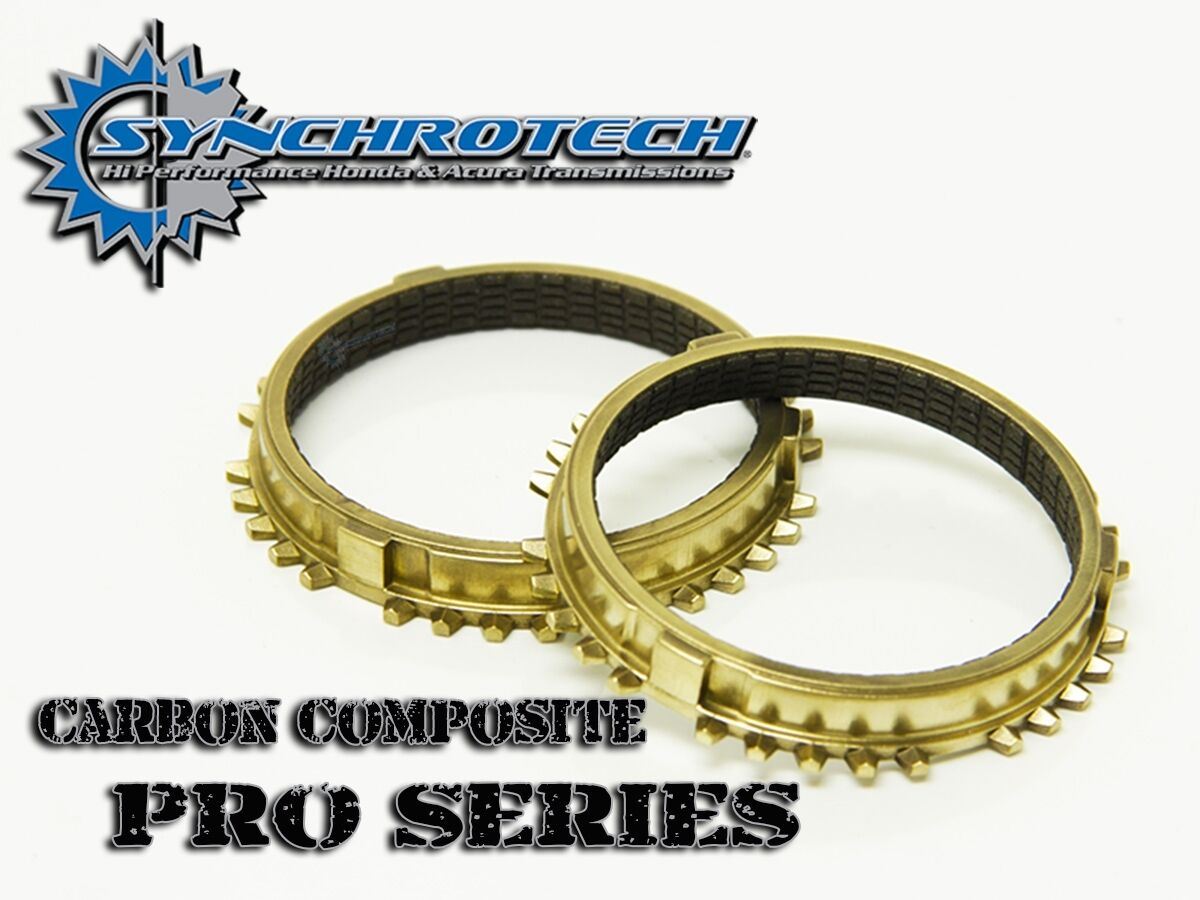 EVO 4//5//6//7 Synchrotech Pro Series Carbon Synchro 1st or 2nd