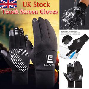 Sport Neoprene Waterproof Touch Screen Thermal Gloves Mittens Winter Comfortable