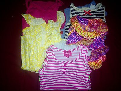 5 PIECE LOT OF MIXED TODDLER GIRLS SPRING/SUMMER CLOTHES~SIZE 3T~EUC!