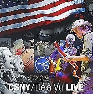 Crosby-Stills-Nash-And-Young-Deja-Vu-Live-NEW-CD