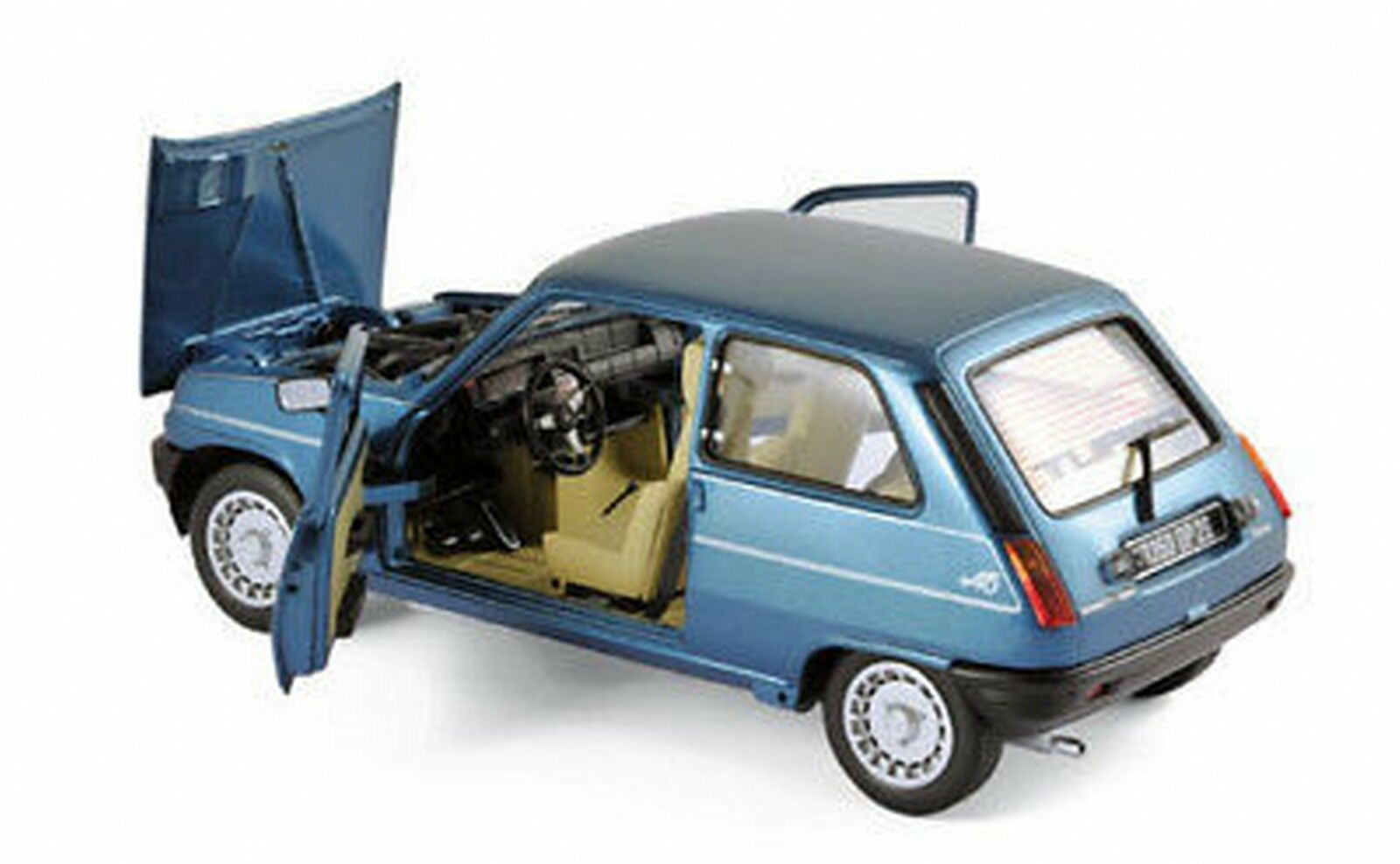 NOREV 185157   - 1/18 - Renault 5 Alpine Turbo - 1981