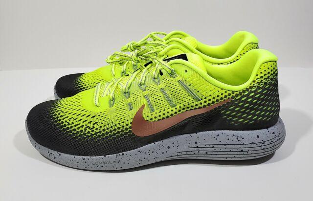 Nike Lunarglide 8 Mens 843725-017 Grey