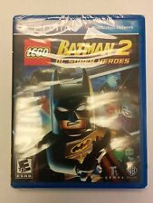 PS Vita Lego Batman 2 DC Super Heroes Brand New Wrapped