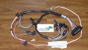 Console Wiring Harness Made in USA 68-69 Camaro Automatic Transmission  w/Gauges | eBayeBay