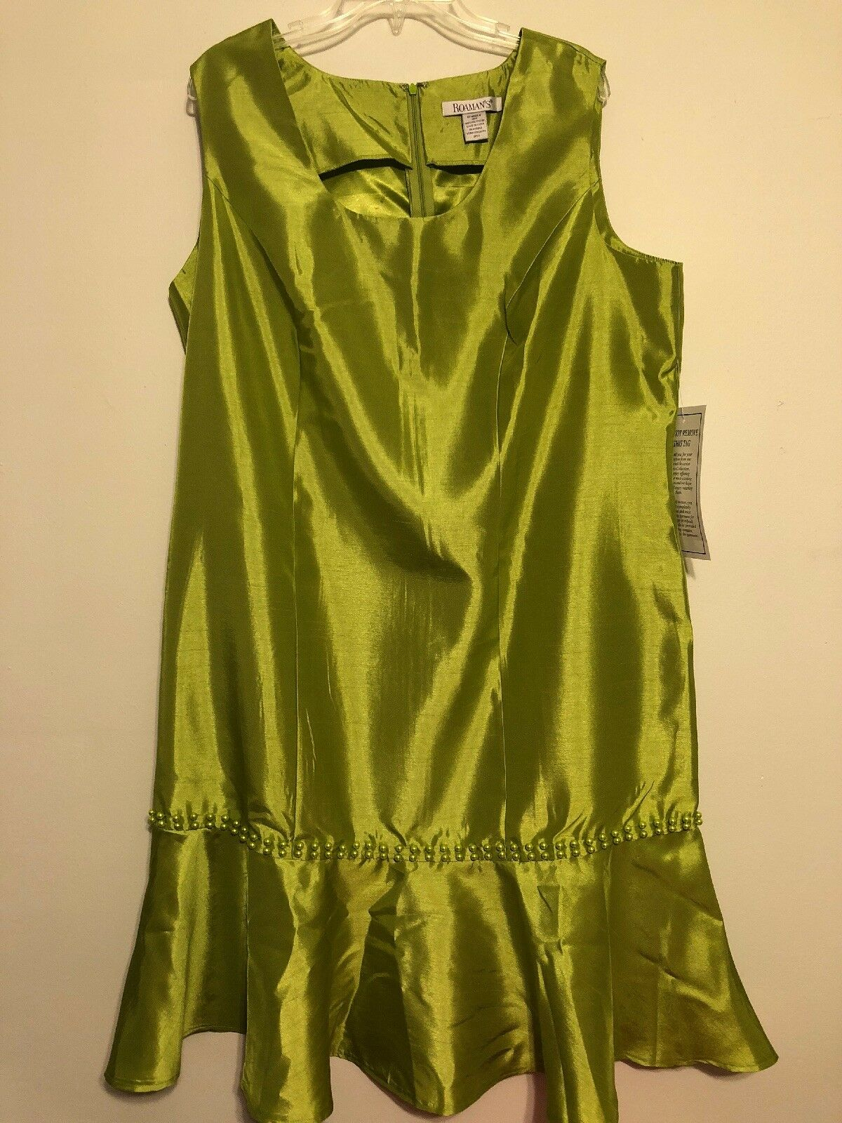 Womens Roamans New Green Two Piece Suit Size 20W