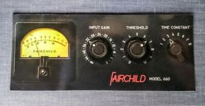 Fairchild-660-Tube-Compressor-Kuehlschrankmagnet-etc-Preis-gesenkt-Lots-of-Ten